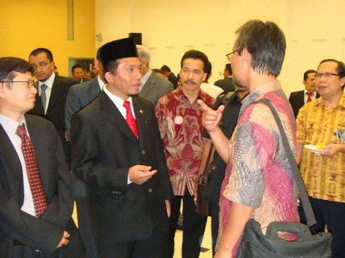Menkominfo Tifatul Sembiring - Hoky - Resize