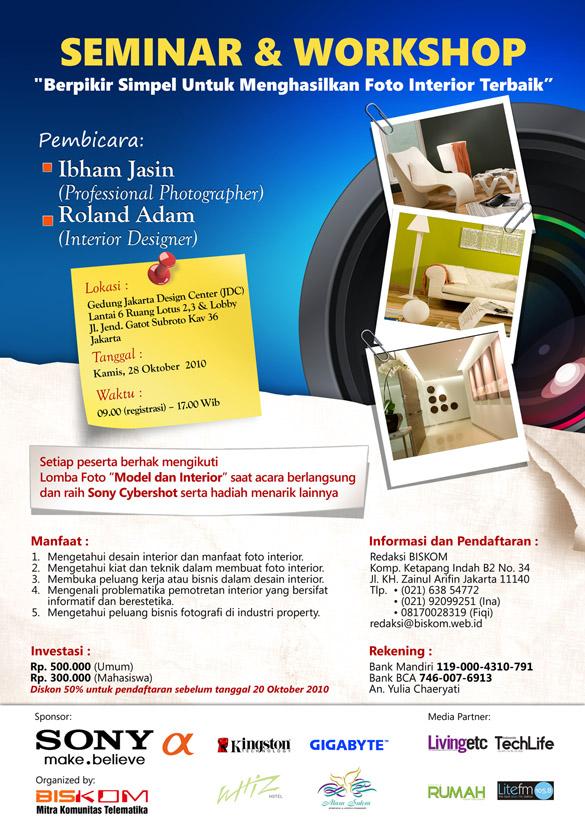 Poster Seminar Fotografi