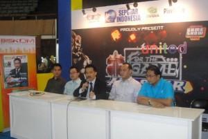 01. PresCon Jakarta Games Show 2011