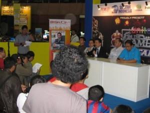 03. PresCon Jakarta Games Show 2011