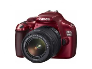Canon EOS 1100D-red