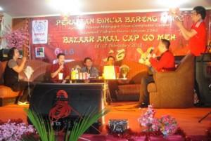 Perayaan Sincia Bareng HMCC
