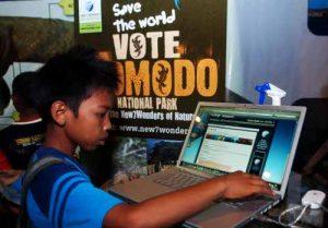 Vote Komodo