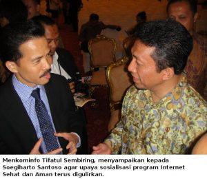 01. Soegiharto Santoso - Tifatul Sembiring