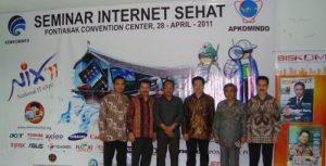 Seminar Internet Sehat di Pontianak (1)