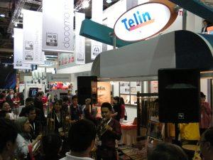 Stand Telkom CommunicAsia