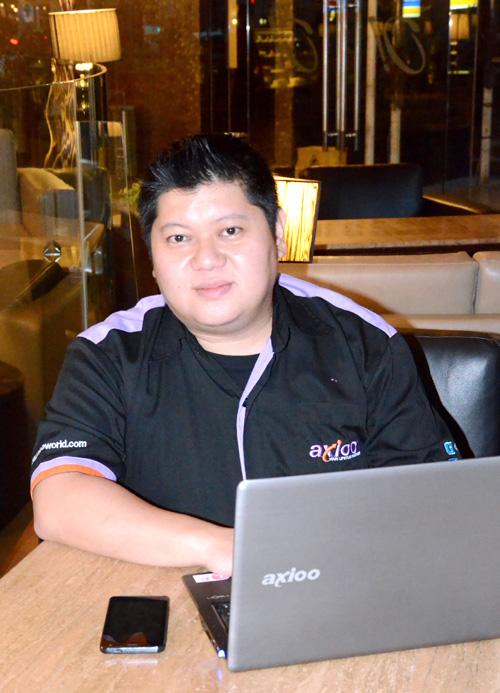 David Axioo