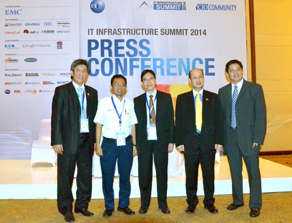 CTI IT Infrastructure Summit 2014