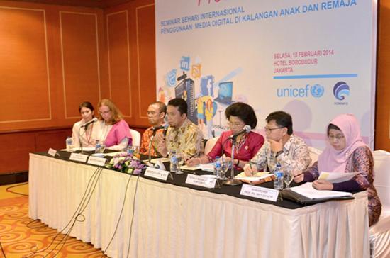 Kemkominfo dan Unicef-1