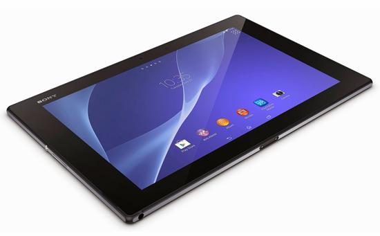 Sony Xperia Z2 Tablet-1