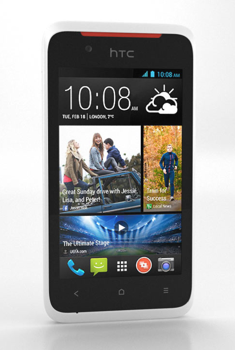 HTC DESIRE 210-2