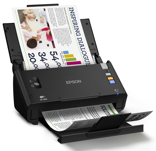 Epson Workforce DS-860-2