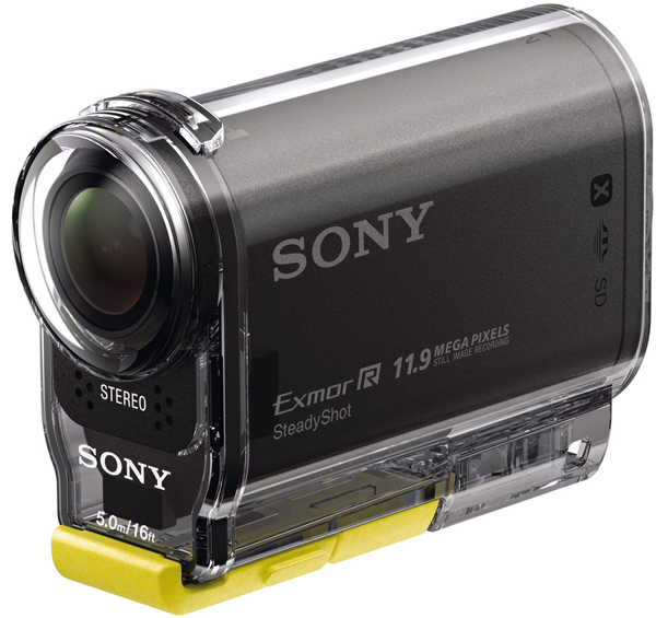 SONY  HDR-AS20-2