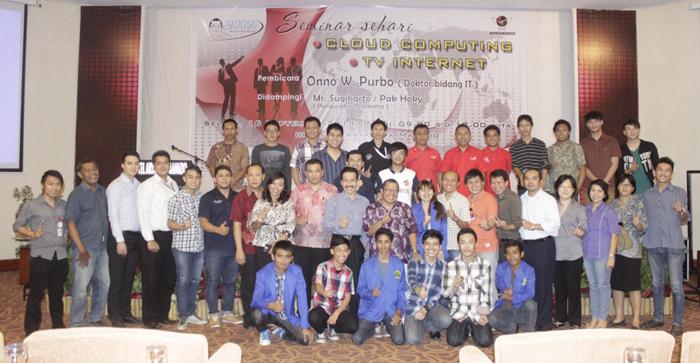 2. Foto bersama Workshop di Manado