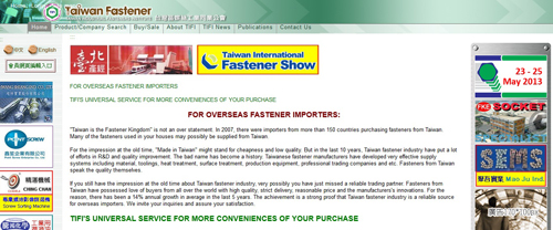 Taiwan Fastener