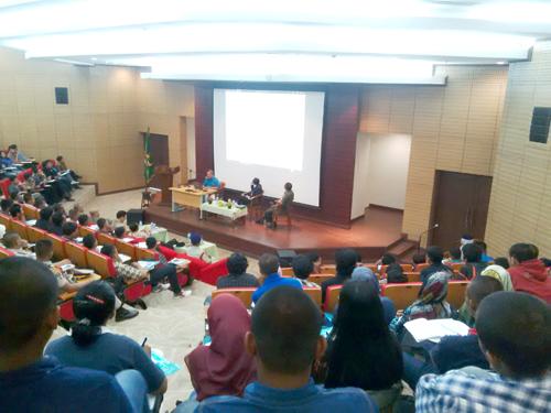 02. Foto acara Seminar Cyber Defence