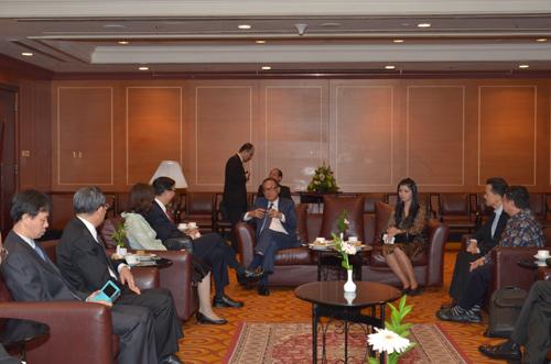 Taiwan Trade Meeting Mission-biskom-2