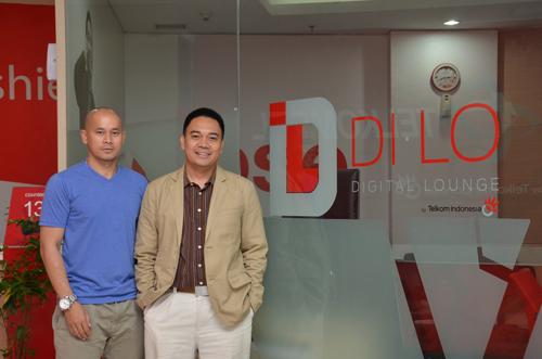 Digital Innovation Lounge