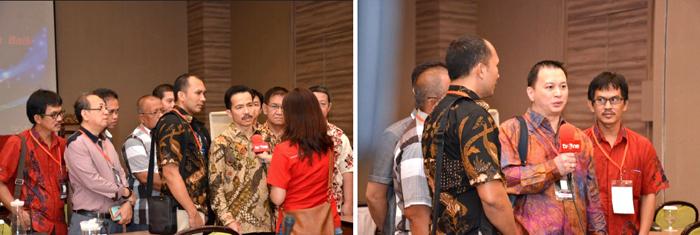 DPD Apkomindo Wawancara Dengan Media Elektronik