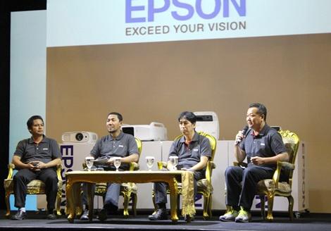 Epson Launch Biskom