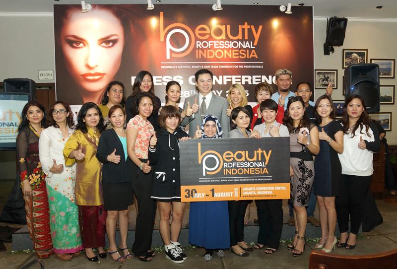 Beauty Professional Indonesia 2015-Biskom