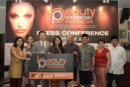 Beauty Professional Indonesia 2015-Biskom2