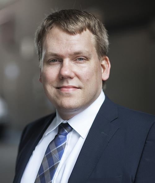 Stefan Widing, Presiden dan CEO HID Global