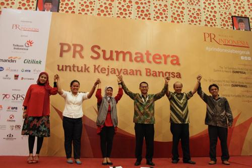 Deklarasi PR Sumatera