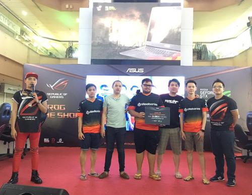 Juara 3 - FFPS GF186