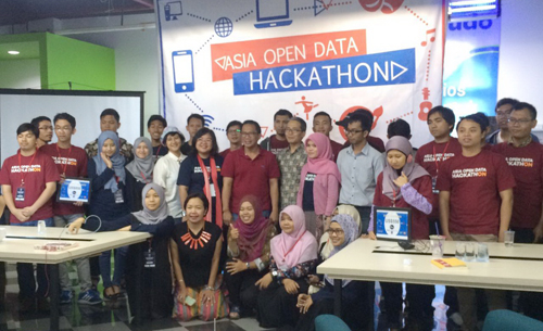 KUDO - Asia Open Data Hackathon 2016 (1)