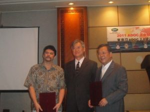 ADOC Teddy Sukardi - Andrew L.Y. Hsia  - Donald Weng