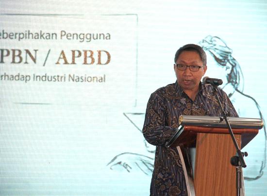 Direktur Jenderal Basis Industri Manufaktur Kemenperin- Harjanto-Biskom-2