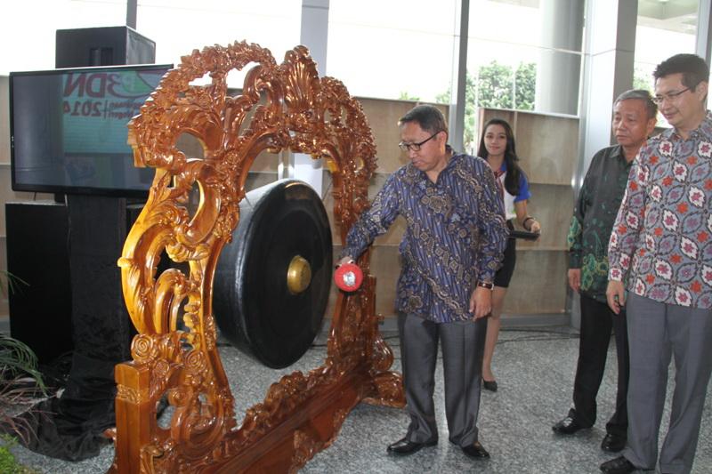 Direktur Jenderal Basis Industri Manufaktur Kemenperin- Harjanto-Biskom