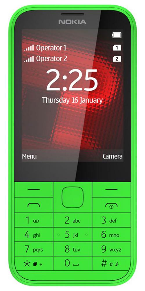 NOKIA 225, Ponsel Tipis Dengan Baterai 49 Jam | Biskom